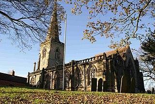 Stoke Golding Human settlement in England