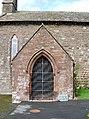 St Mungo's Church, Bromfield, Porch - geograph.org.uk - 564909.jpg