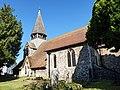 St Peter and St Paul's church, Worth, Kent.jpg