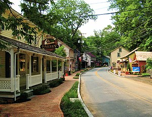 National Register of Historic Places listings in Chester County, Pennsylvania - St. Peters Village Historic District, Northern