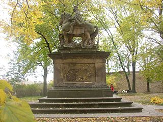 Statue of Saint Wenceslas