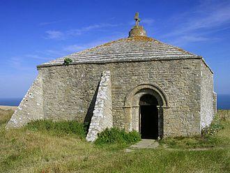 St Alban's Head - St Aldhelm's Chapel