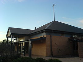 St thomas anglican church narellan