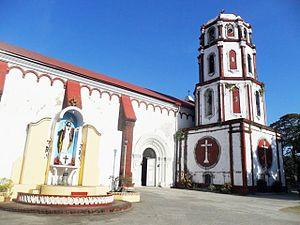 Santa Lucia, Ilocos Sur - Image: Sta.lucia Church, Sta. Lucia Ilocos Sur