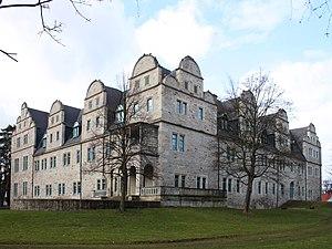 Stadthagen - Stadthagen castle