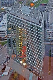 Düsseldorfer Stadttor.