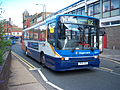 Stagecoach bus 20551 Volvo B10M Alexander PS P551 ESA in South Shields 9 May 2009.jpg