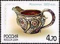 Stamp of Russia 2004 No 981 Silver milk jug.jpg