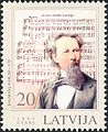 Stamps of Latvia, 2005-11.jpg