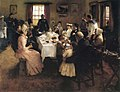 Stanhope Forbes - The Health of the Bride 1889.jpg
