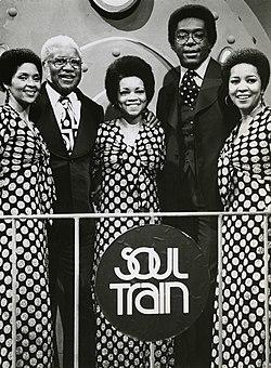 Staple singers on soul train