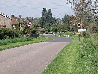 Staploe - Image: Staploe village geograph.org.uk 1279946