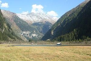 Blick ins Seebachtal