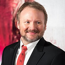Star Wars- The Last Jedi Japan Premiere Red Carpet- Rian Johnson (38905282292) (cropped).jpg