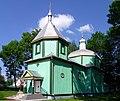 Stara Lishnia Ivanychivskyi Volynska-Mykolaivska church-south-west view.jpg