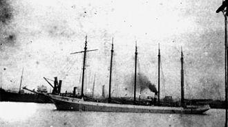 Rum row - Pacific Coast offshore rum-runner Malahat