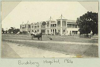 Bundaberg Base Hospital Hospital in Queensland, Australia