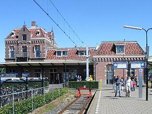 Enkhuizen railway station - Enkhuizen railway station