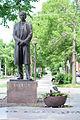 Statue de Laurier - Rue Langelier, Québec.jpg