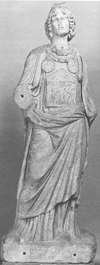 Galli - Statue of a Gallus priest, 2nd century, Musei Capitolini.