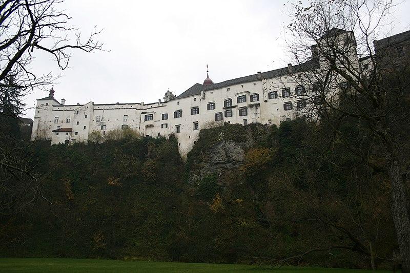 Herberstein - Zamek