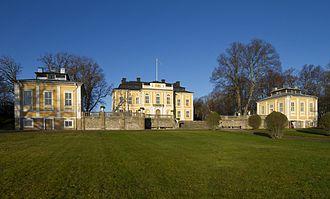 Steninge Palace - Image: Steninge Palace nov 2011 nr 1 Publish