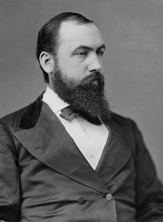 Stephen Wallace Dorsey American politician