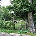 Stile near Penuwch, Ceredigion - geograph.org.uk - 920413.jpg