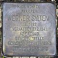 Stolperstein.Köpenick.Ostendorfstraße 19.Werner Sylten.4216.jpg