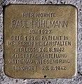 Stolperstein Eichborndamm 238 (Wittn) Paul Höhlmann.jpg