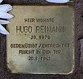 Stolperstein Emser Str 16 (Wilmd) Hugo Reimann.jpg