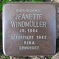 Stolperstein Jeanette Windmüller in Beckum.nnw.jpg