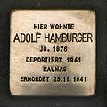 Stolperstein Palmstraße 13 Adolf Hamburger.jpg