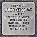 Stolperstein für Jakob Geissmar (Heidelberg).jpg