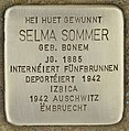 Stolperstein für Selma Sommer (Grevenmacher).jpg