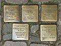 Stolpersteine Marxheimer Wertheim Strauss Marburg.jpg