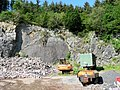 Stone quarry - geograph.org.uk - 484239.jpg