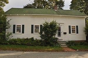 House at 19 Tremont Street - Image: Stoneham MA 19Tremont Street