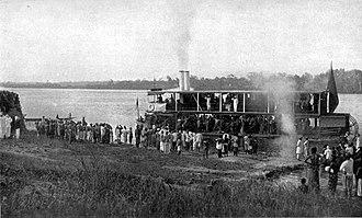 Congo Free State - Congo Free State, 1899