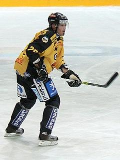 Mika Strömberg ice hockey player