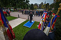 Strasbourg monument aux morts cérémonie Toussaint 2013 09.jpg