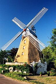 Fortuna, Struckum's historical windmill