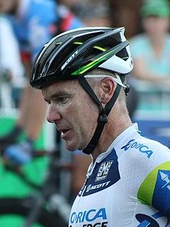 Stuart OGrady Australian cyclist