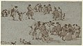 Studies for Groups of Walking Dressed Figures MET DP810103.jpg