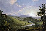 Study for View near Stockbidge, Massachusetts Frederic Edwin Church.jpg