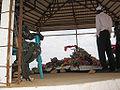 Sudan Juba grave of John Garang 17jun2006.jpg
