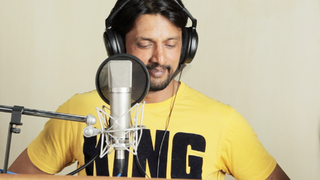 Sudeep Indian actor