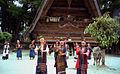 Sumatra Samosir Island old Batak village..jpg