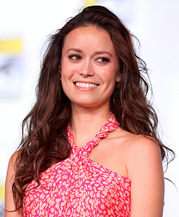 Summer Glau San Diegon Comic-Conissa 2012.
