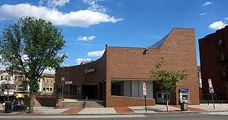 Knickerbocker Theatre (Washington, D.C.) - Former site of the Knickerbocker Theatre